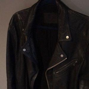 All Saints Jackets & Coats - Men's AllSaints Leather Niko Jacket